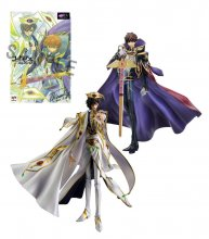 Code Geass: Lelouch of the Rebellion R2 G.E.M. Series PVC Socha