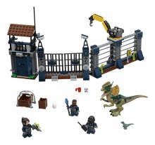 LEGO® Jurassic World™ - Dilophosaurus Outpost Attack