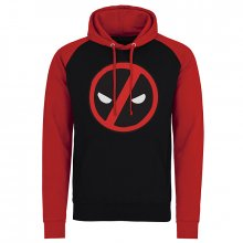 Deadpool slim fit mikina Icon