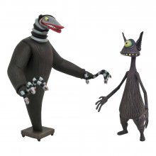 Nightmare before Christmas Akční Figurky 2-Pack Creature under