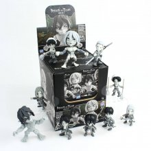Attack on Titan Action Vinyl mini figurky 8 cm TG Display (12)