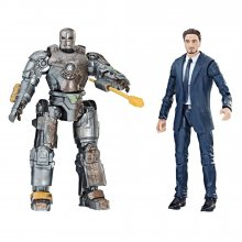 Iron Man Marvel Legends Series Akční figurka 2-Pack Tony Stark &