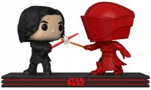 Star Wars POP! Movie Moments Vinyl Bobble-Head 2-Pack Kylo & Pra