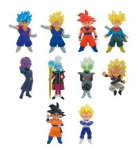 Dragonball Super Collectable Figures 5 cm Display Vol. 2 (24)