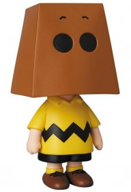 Peanuts UDF Series 10 mini figurka Charlie Brown Grocery Bag Ver