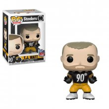 NFL POP! Football Vinyl Figure TJ Watt (Steelers) 9 cm