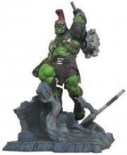 Thor Ragnarok Marvel Movie Milestones Statue Gladiator Hulk 61 c