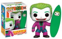 Batman POP! Heroes Vinyl Figure Surf's Up! Joker 9 cm