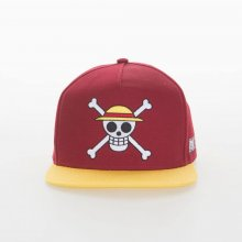 One Piece Snapback čepice Monkey D. Luffy
