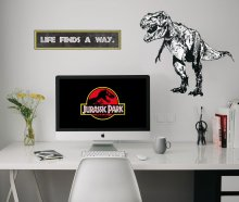 Jurassic Park Wall Decal Set