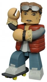Back to the Future Vinimates Figure Marty McFly 10 cm