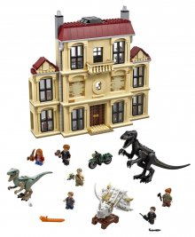 LEGO® Jurassic World™ - Indoraptor Rampage at Lockwood Estate
