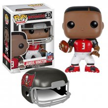 NFL POP! Football figurka Jameis Winston (Tampa Bay Buccaneers)