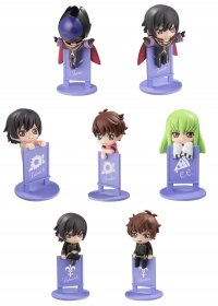 Code Geass: Lelouch of the Rebellion Ochatomo Series Trading Fig