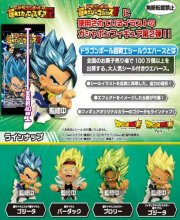 Dragon Ball Gashapon mini figurky 4 cm Super Warrior Capsule Fig