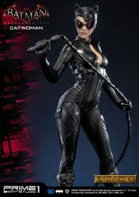 Batman Arkham Knight Sochas Catwoman & Catwoman Exclusive 79 cm