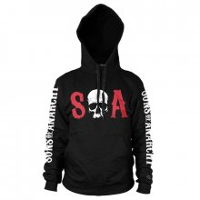 Sons of Anarchy hoodie mikina S-O-A