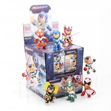 Mega Man Action Vinyl mini figurky 8 cm WM Display (12)