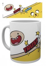 Adventure Time Mug Trust Pound