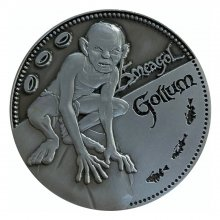 Lord of the Rings sběratelská mince Gollum Limited Edition
