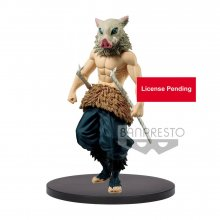 Demon Slayer Kimetsu no Yaiba PVC Socha Inosuke Hashibira Vol.