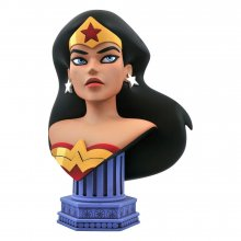 Justice League Animated Legends in 3D Bust 1/2 Wonder Woman 25 c