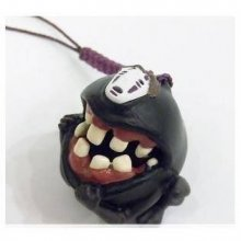 Spirited Away Strap Charm No Face Transformation 3 cm