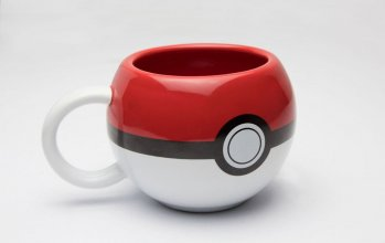 Pokemon 3D Hrnek Pokeball
