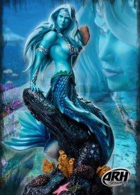 ARH ComiX Socha 1/4 Sharleze The Mermaid Blue Skin 53 cm