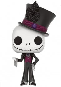 Nightmare Before Christmas POP! Vinylová Figurka Dapper Jack Ske