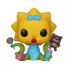 Simpsons POP! TV Vinylová Figurka Alien Maggie 9 cm
