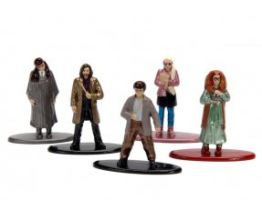 Harry Potter Nano Metalfigs Diecast mini figurky 5-Pack Wave 3 4
