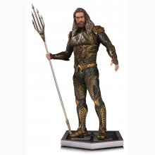 Justice League Movie soška Aquaman 34 cm