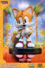 Sonic The Hedgehog BOOM8 Series PVC Figure Vol. 03 Tails 8 cm