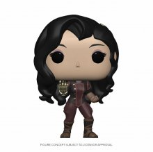 The Legend of Korra POP! Animation Vinylová Figurka Asami Sato 9