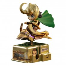 Marvel Comics CosRider mini figurka se zvuky & Light Up Loki 1