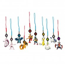 Pokemon Dangler Keychains 2-Packs Assortment (10)