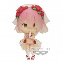 Re:Zero Starting Life in Another World ChiBi Kyun Figure Ram 6 c
