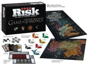 Game of Thrones desková hra Risk Collectors Edition *English Ver