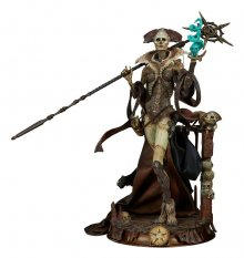Court of the Dead PVC Socha Xiall - Osteomancers Vision 33 cm