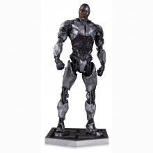 Justice League Movie soška Cyborg 33 cm