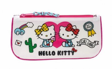 Hello Kitty penál Girl Gang