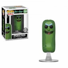 Rick and Morty POP! Animation Vinylová Figurka Pickle Rick 9 cm