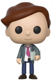 Rick and Morty POP! Animation Vinyl Figure Lawyer Morty 9 cm