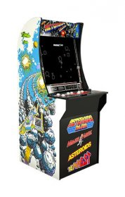 Arcade1Up Mini Cabinet Arcade Game Asteroids Deluxe 122 cm