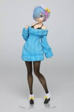 Re:Zero PVC Socha Rem Knit Dress Version 23 cm