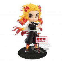 Demon Slayer Kimetsu no Yaiba Q Posket mini figurka Kyojuro Reng