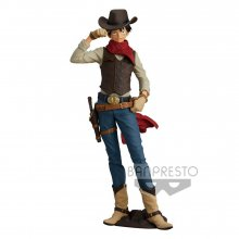 One Piece Treasure Cruise World Journey PVC Statue Monkey D. Luf
