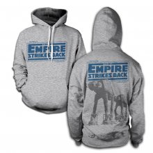Hoodie klokánka Star Wars Empire Strikes Back AT-AT