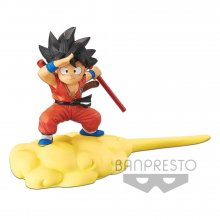 Dragonball Kintoun Figure Son Goku on Flying Nimbus Normal Color